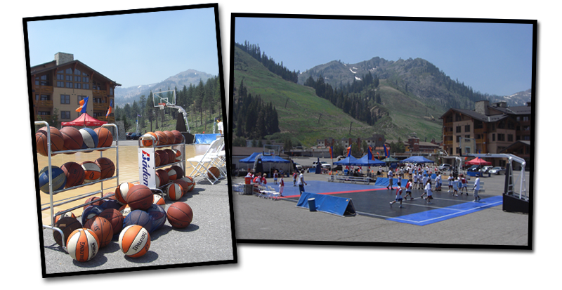 California Basketball Camp, Nevada Basketball Camp