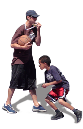 basketball coach, summer basketball camp