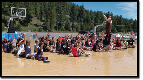 summer basketball camp,  california basketball camp