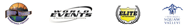 Basketball Camp, California Basketball Camp, Logos
